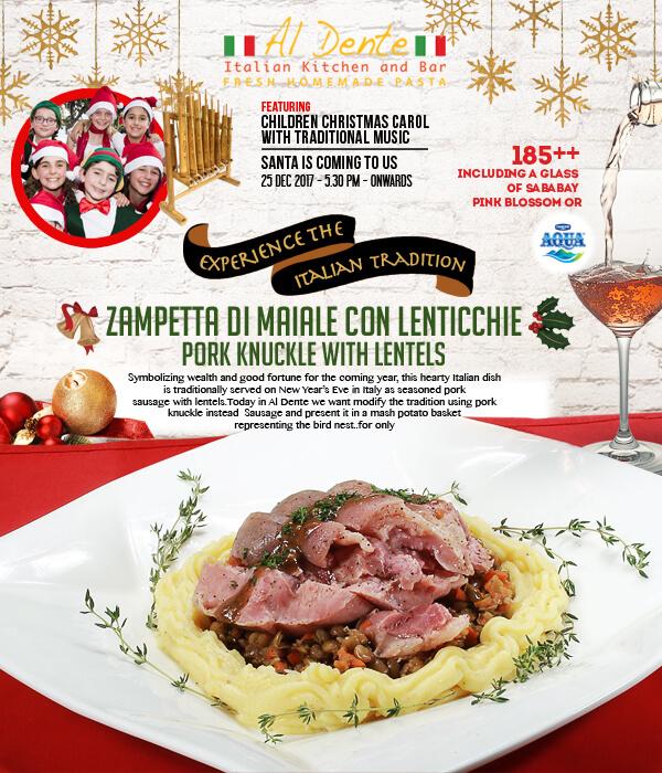 christmas dinner with italian tradition - Italian Christmas Music