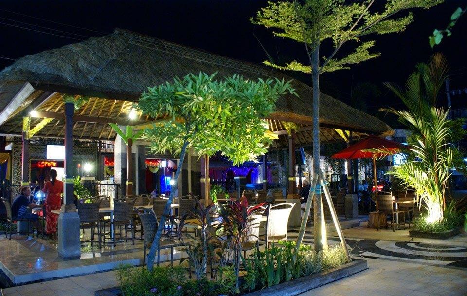 Gosha Bar Restaurant Bali