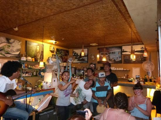 La Playa Cafe Sanur Menu