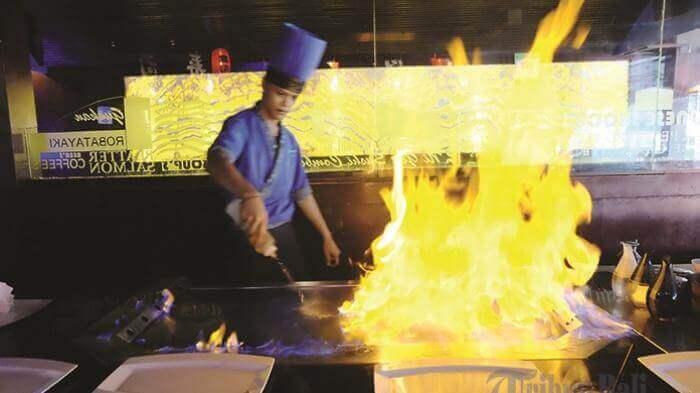 Bluefin Japanese Restaurant Bali