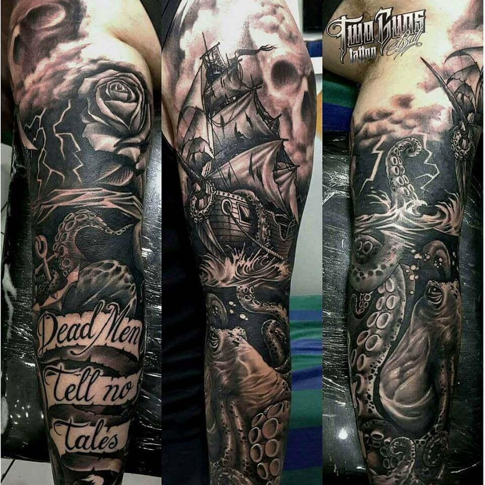 Two Guns Tattoo Bali | The Bali Bible