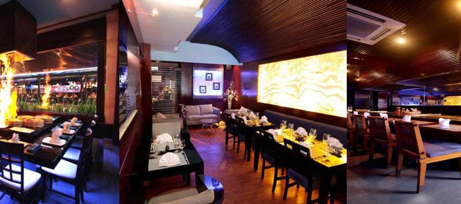 Blue Lotus Cafe Menu