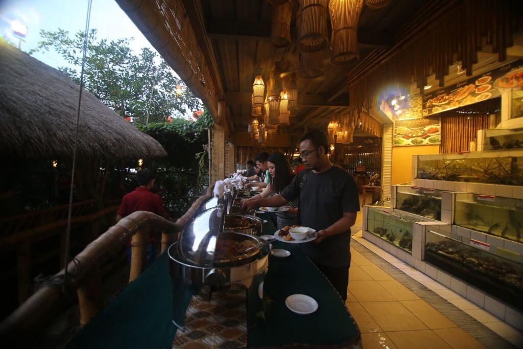 Indian Dhaba Restaurant Kabupaten Badung Bali Indonesia