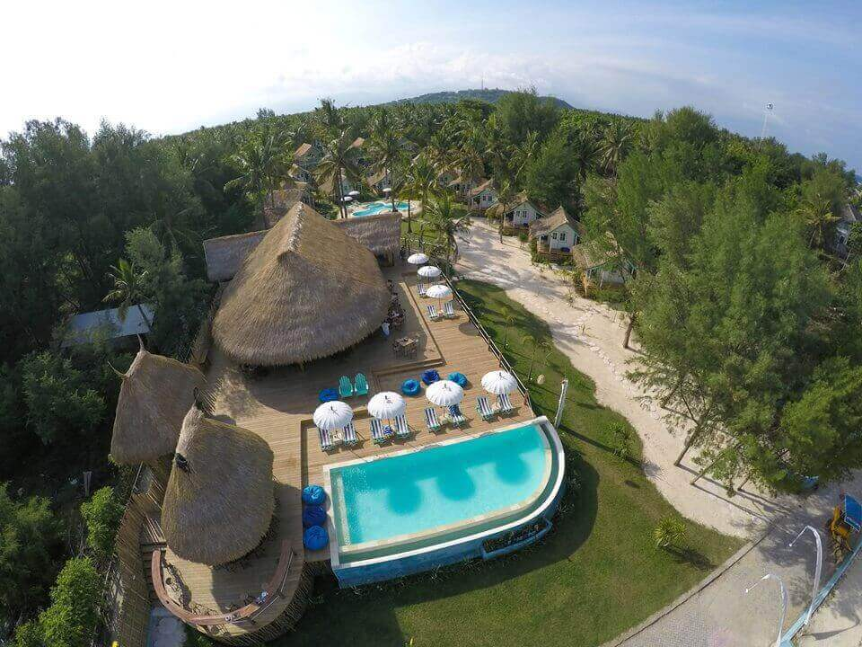 Le Pirate Beach Club Nusa Ceningan The Bali Bible