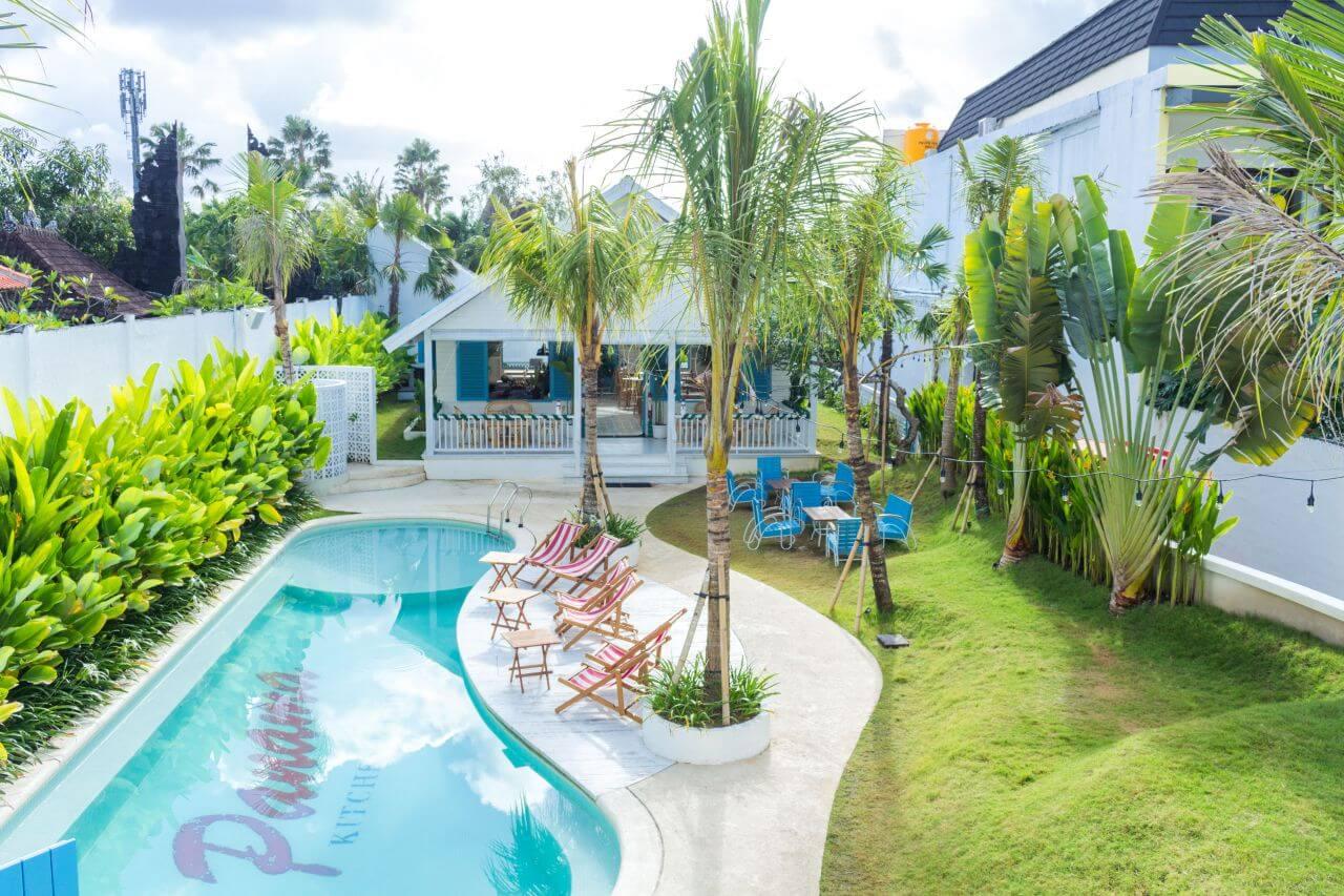 Panama Kitchen Pool The Bali Bible