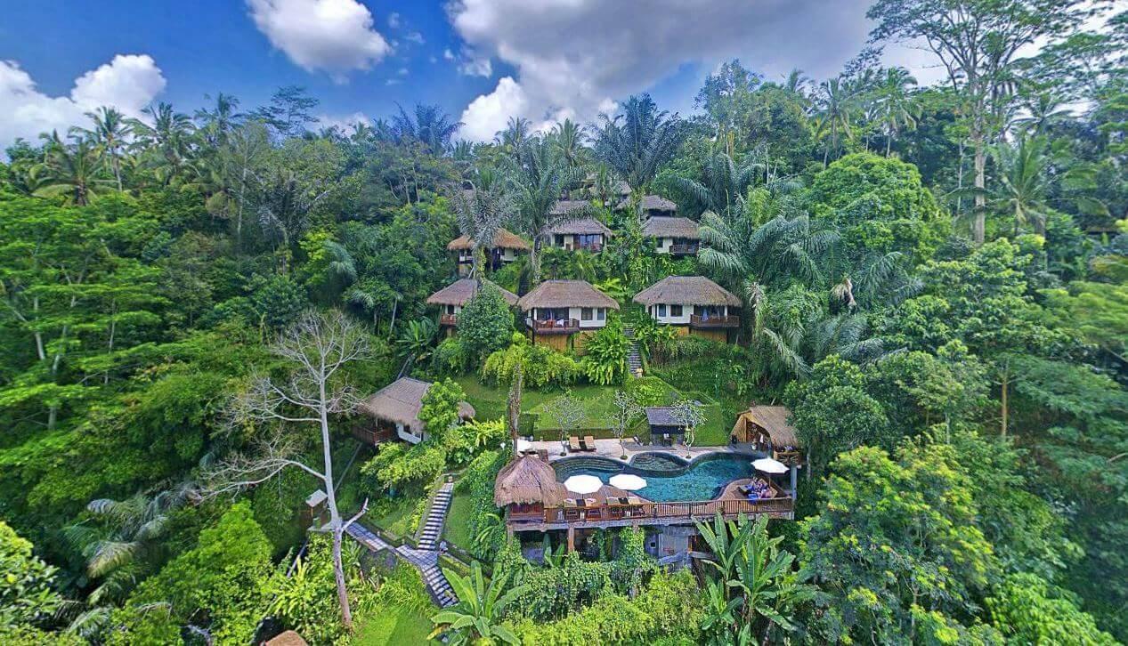 Nandini Bali Jungle Resort  U0026 Spa Ubud