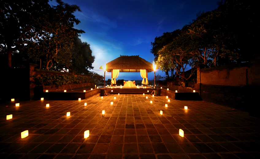 Most romantic dinner experiences in bali the bali bible