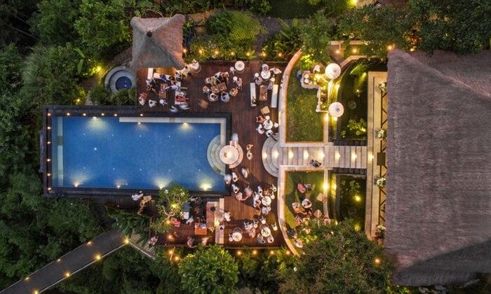 Amori Villa Hotel Bali Ubud