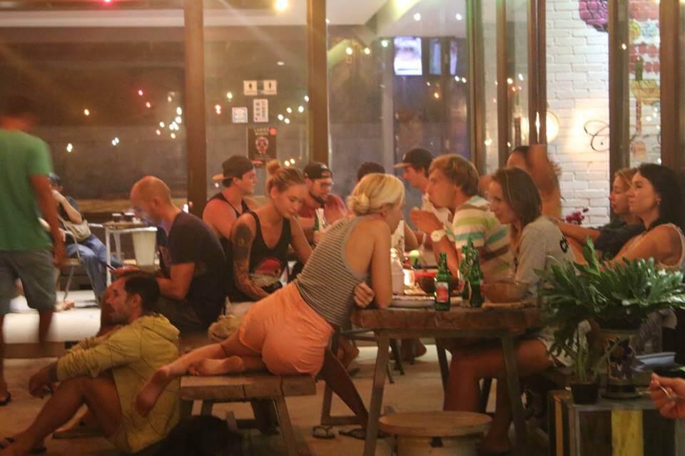 Cafe La Pasion Bali Menu