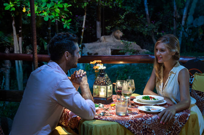 Night At The Bali Zoo Including Dinner Experience The Bali Bible