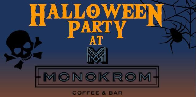 halloween party ubud