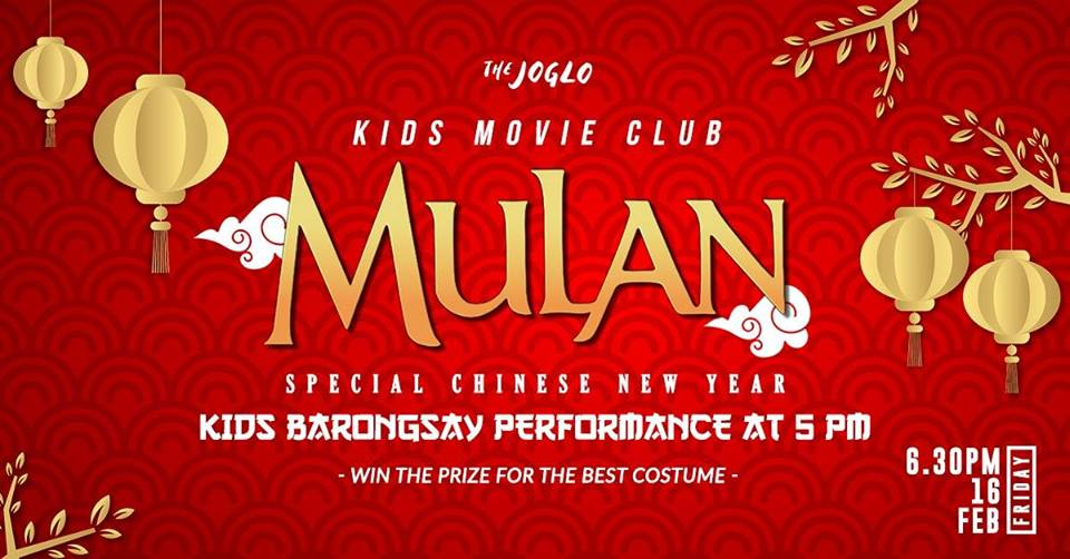 Kids Movie Club Special Chinese New Year | The Bali Bible